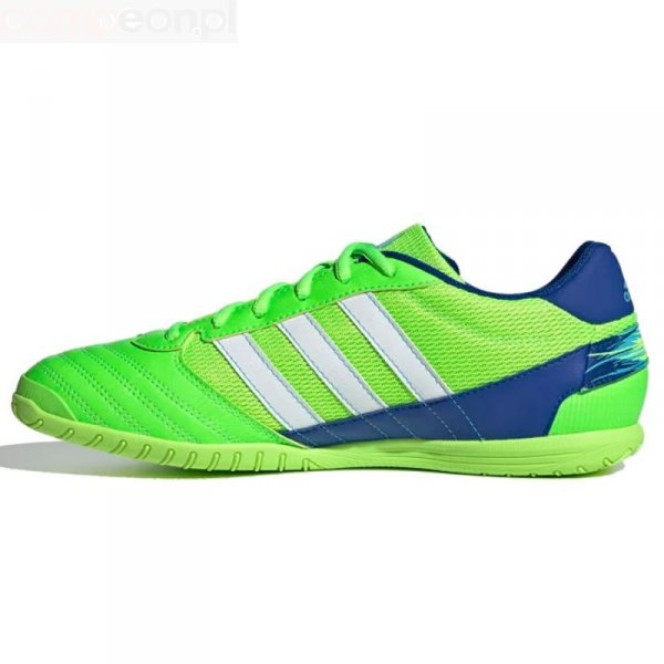 Buty adidas Super Sala IN FV2564 zielony 41 1/3