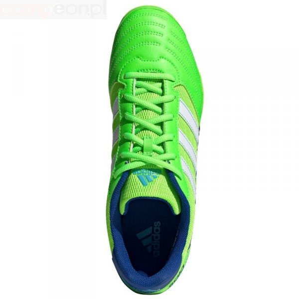 Buty adidas Super Sala IN FV2564 zielony 46