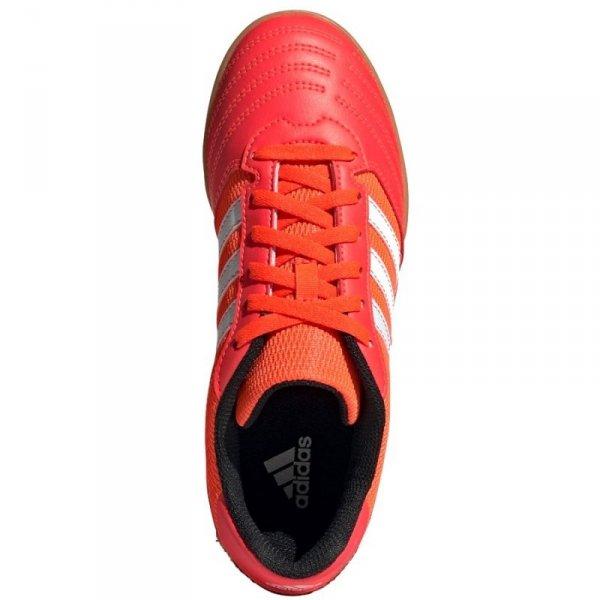 Buty adidas Super Sala J FV2639 czerwony 36
