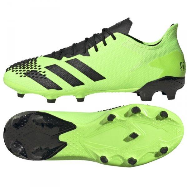 Buty adidas PREDATOR 20.2 FG EH2932 zielony 43 1/3