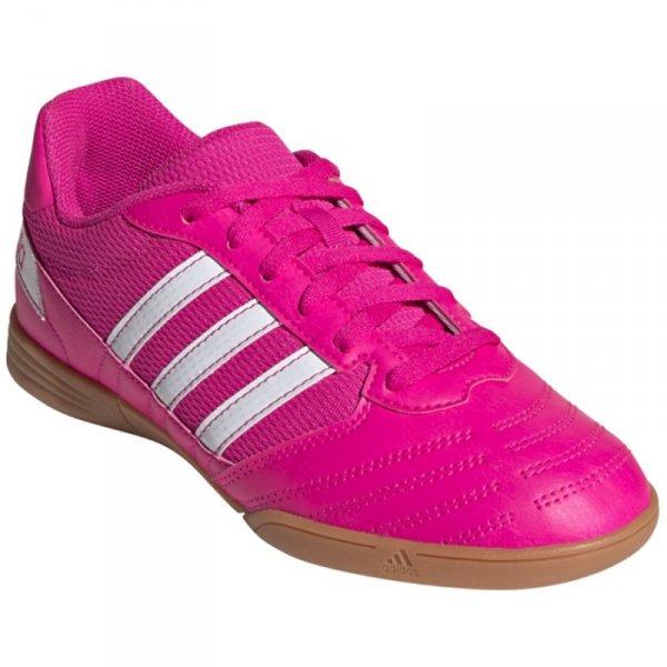Buty adidas Super Sala J G55911 różowy 37 1/3