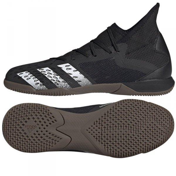 Buty adidas Predator Freak.3 IN FY1032 czarny 39 1/3