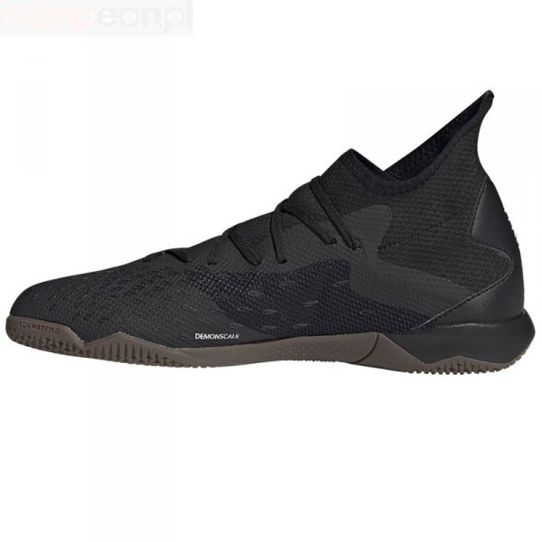 Buty adidas Predator Freak.3 IN FY1032 czarny 40 2/3