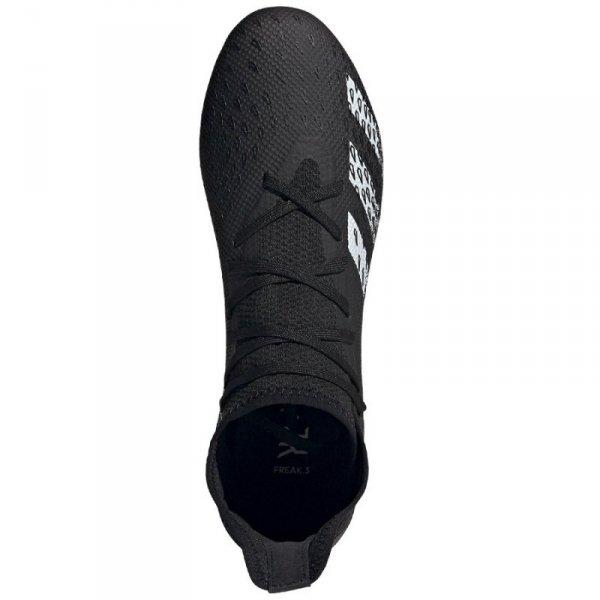 Buty adidas Predator Freak.3 SG FY1037 czarny 40