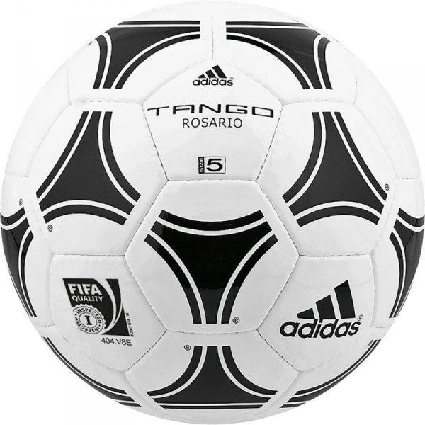 Piłka adidas Tango Rosario 656927 biały 5