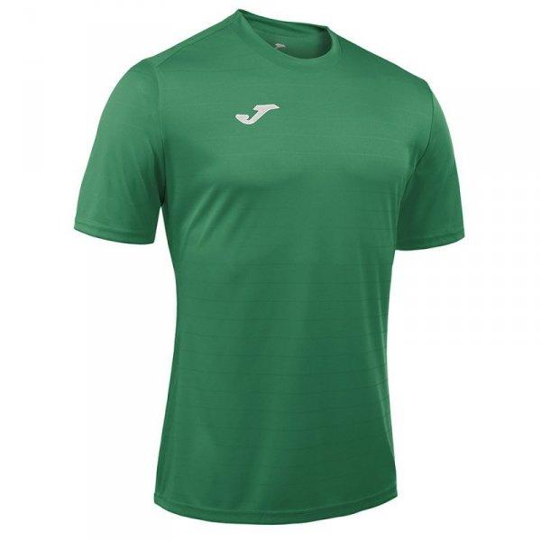 Koszulka Joma Campus II 100417.450 zielony 116 cm