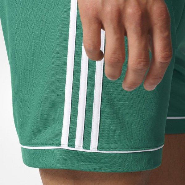 Spodenki adidas Squadra 17 BJ9231 zielony S