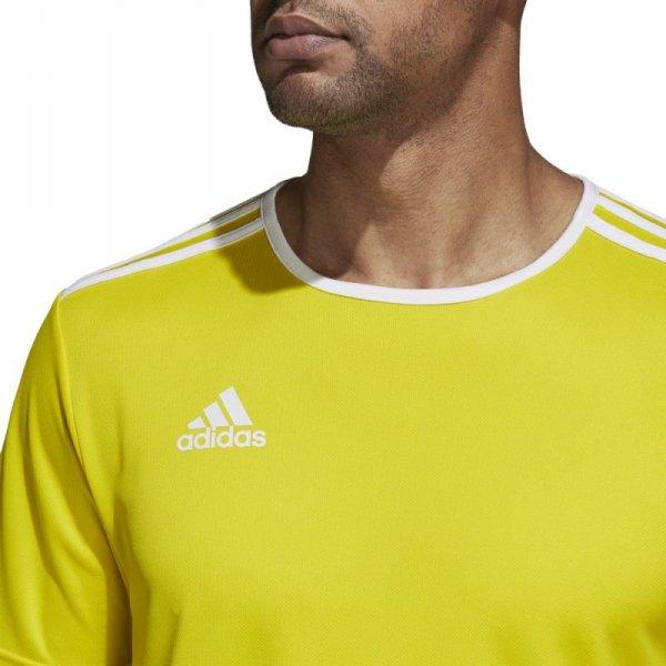 Koszulka adidas Entrada 18 JSY CD8390 żółty S