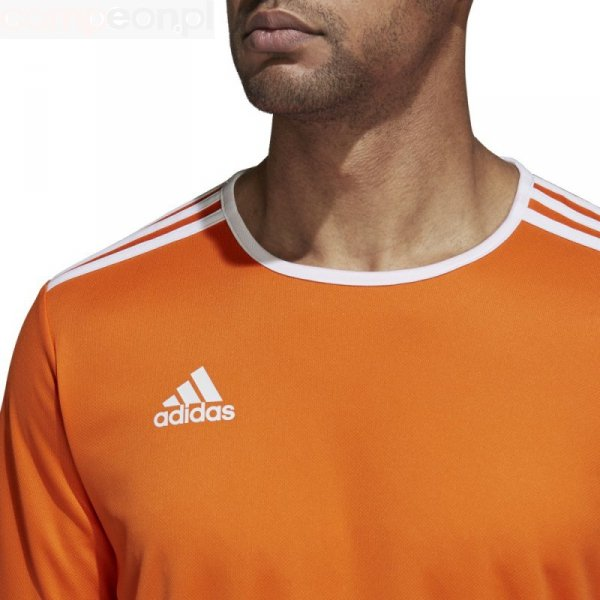 Koszulka adidas Entrada 18 JSY CD8366 pomarańczowy XL