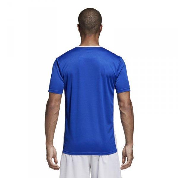 Koszulka adidas Entrada 18 JSY CF1037 niebieski M
