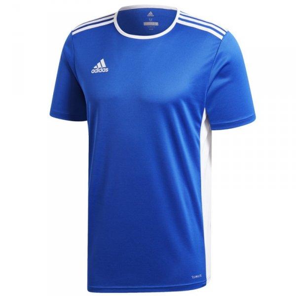 Koszulka adidas Entrada 18 JSY CF1037 niebieski XL