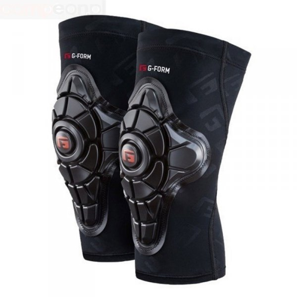 Nakolanniki G-Form Pro X Knee S504377 czarny S