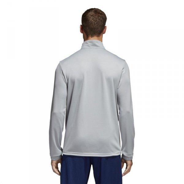 Bluza adidas CORE 18 TR TOP CV4000 szary S