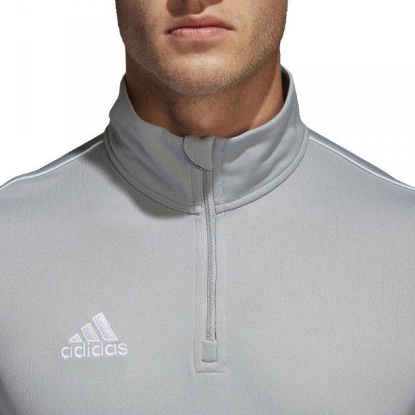 Bluza adidas CORE 18 TR TOP CV4000 szary XXXL