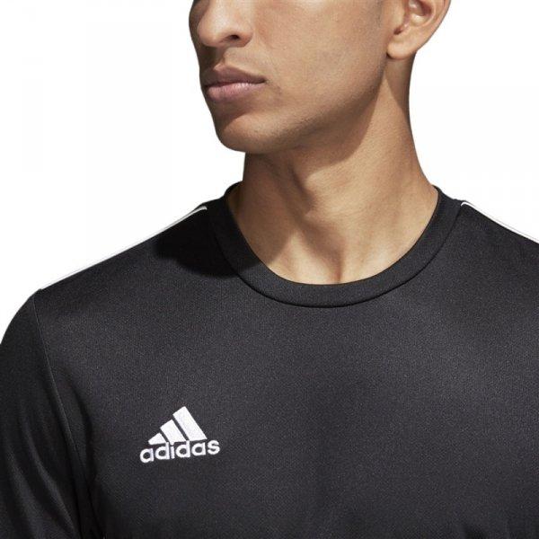 Koszulka adidas CORE 18 JSY CE9021 czarny XXL