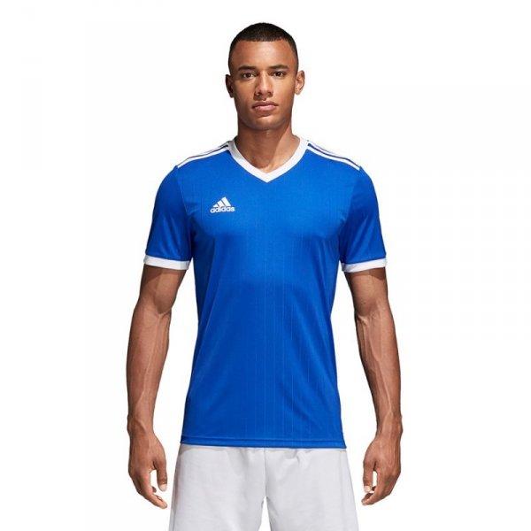 Koszulka adidas Tabela 18 JSY CE8936 niebieski 164 cm
