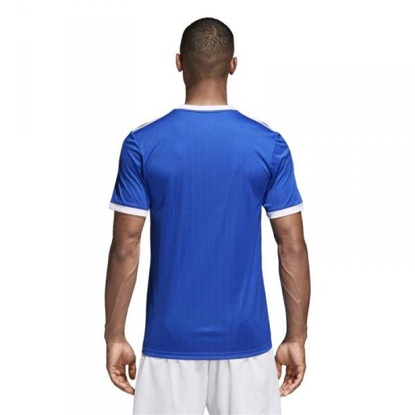 Koszulka adidas Tabela 18 JSY CE8936 niebieski S