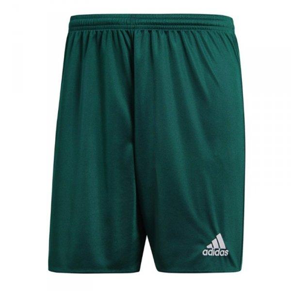 Spodenki adidas Parma 16 Short DM1698 zielony 140 cm