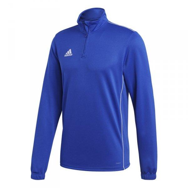 Bluza adidas CORE 18 TR TOP CV3998 niebieski L