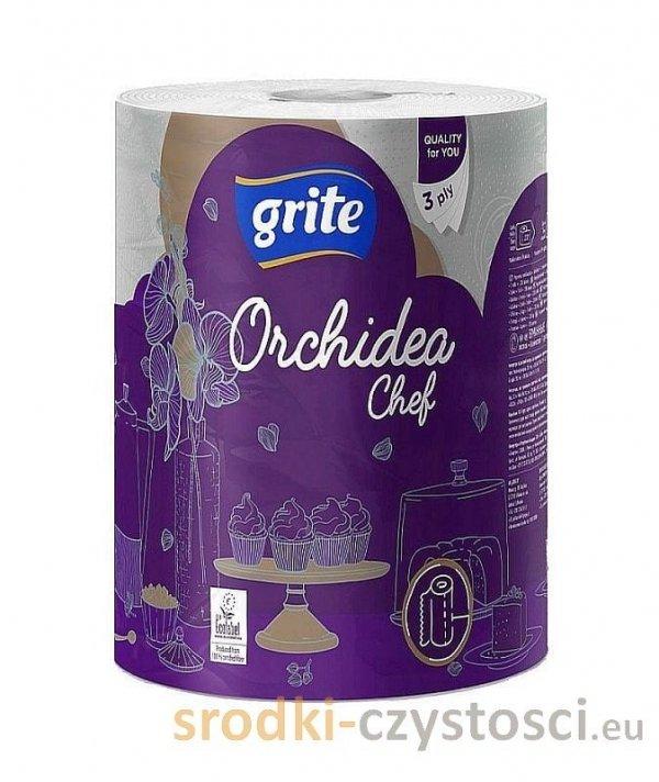 RĘCZNIK PAPIEROWY GRITE ORCHIDEA GOLD A1