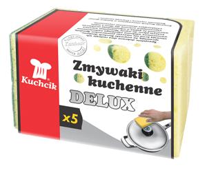 KUCHCIK 3064 ZMYWAKI KUCHENNE DELUX A5