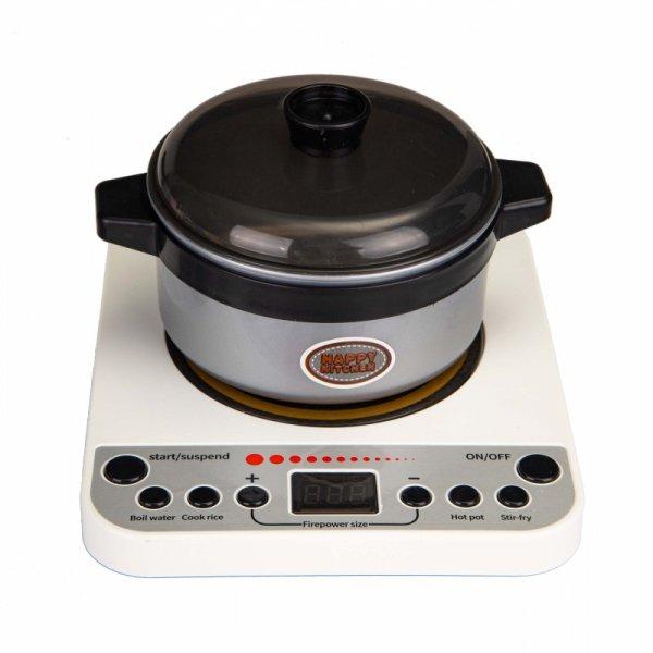 Zestaw do gotowania grillowania 40 el. dźwięk led