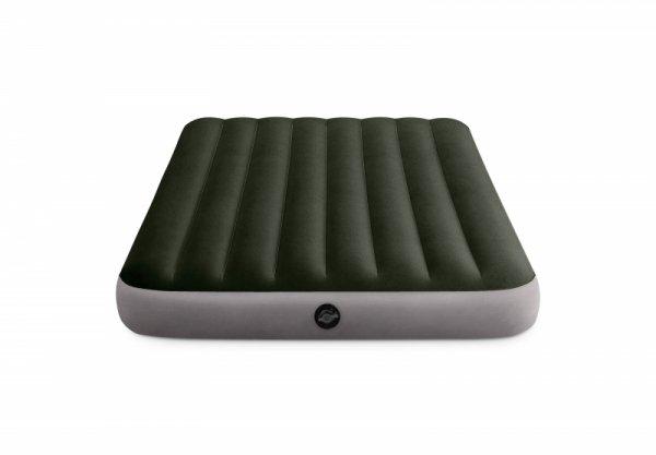 Materac dmuchany z pompką łóżko 2os Intex 64778