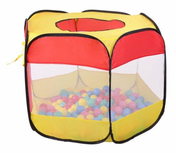 Namiot namiocik suchy basen +100 piłek