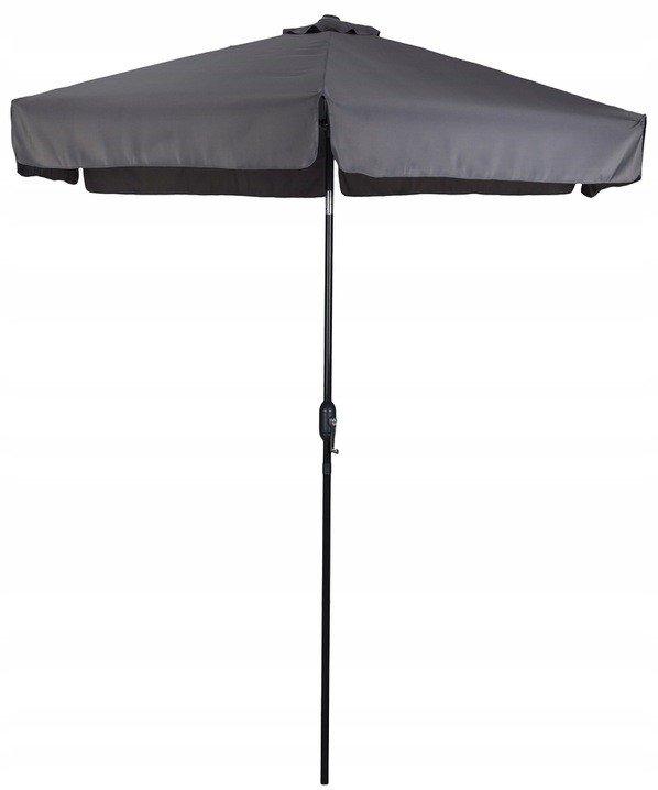 Parasol ogrodowy skośny składany 300cm