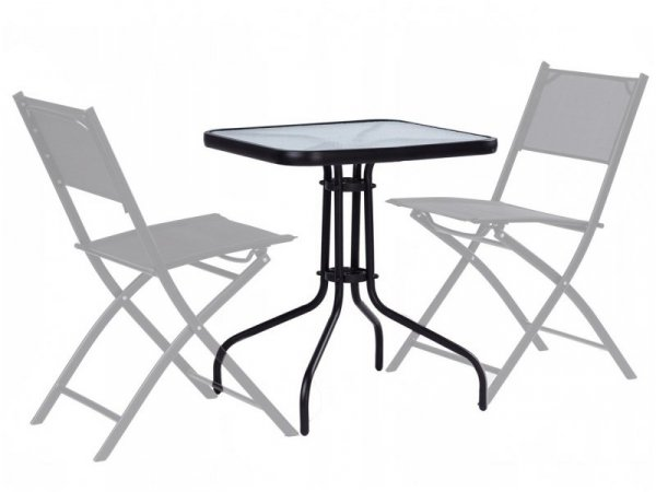 Stół stolik ogrodowy 60cm na ogród taras balkon ModernHome