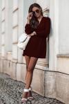 Sukienka-Malvina-Bordowa-1