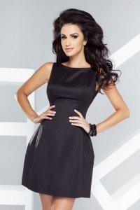 Sukienka Carmen - Czarna - Ivon