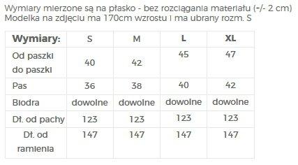 Szyfonowa długa suknia Maxi  z rozcięciem - Zieleń Butelkowa - numoco 166-5