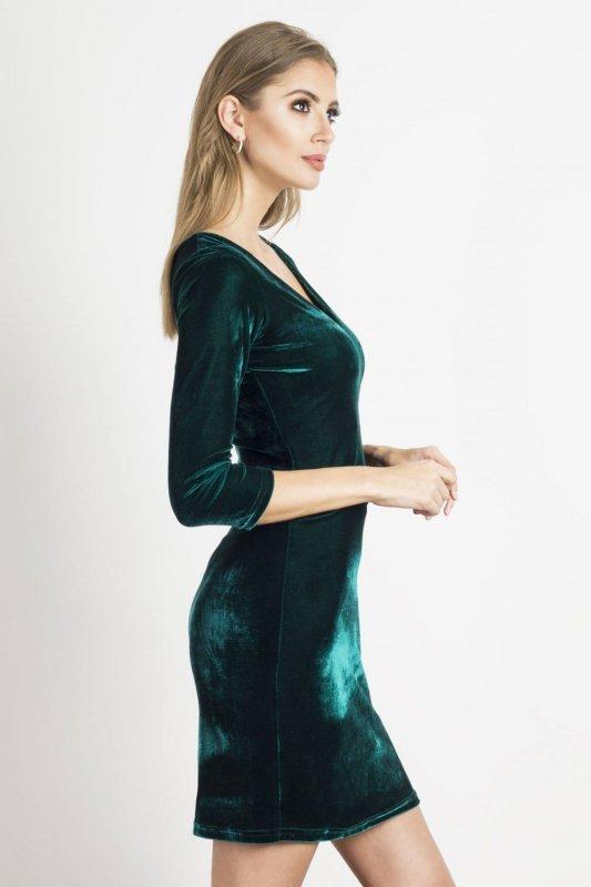 Sukienka Diamante - Zielona  - Ivon