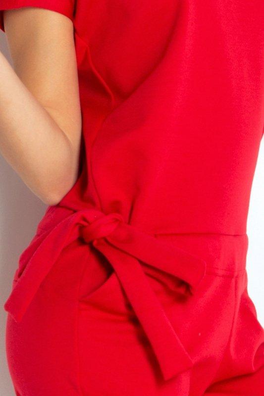 Kombinezon elegancki - Punto Czerwone