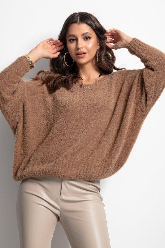 Sweter F1070- Carmel -1