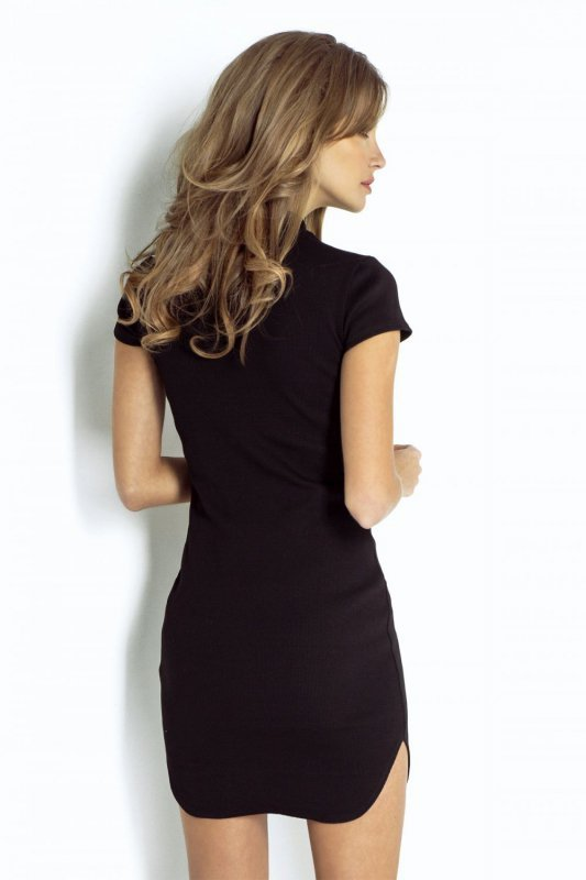 Sukienka Latika - Czarna - Ivon
