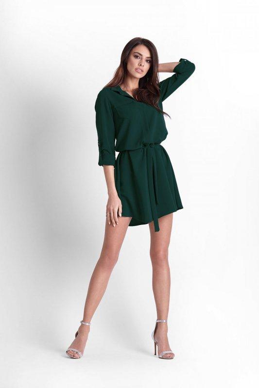 Sukienka Octavia - Zielona - Ivon