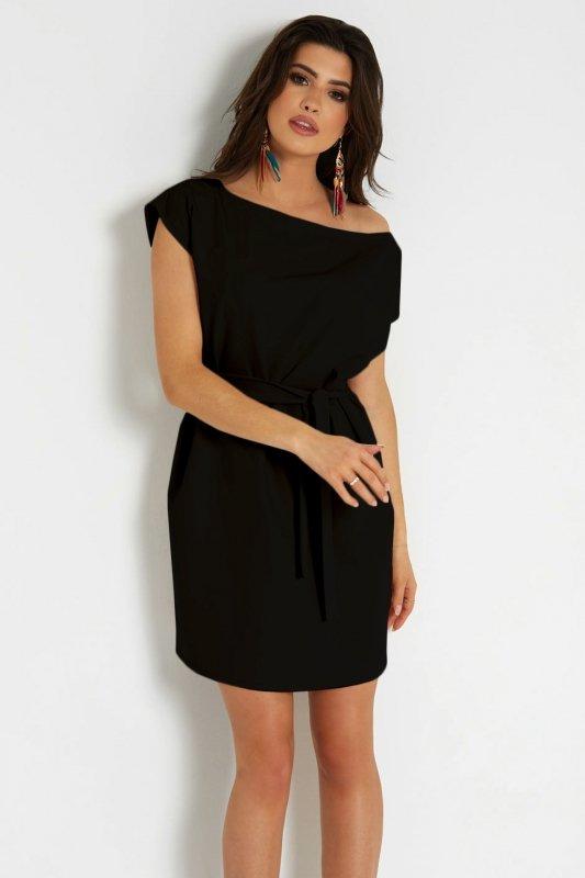 Sukienka Valencia 297 - czarna_2.jpg