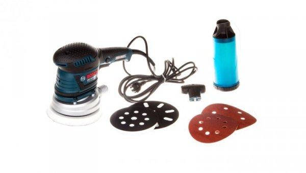 Szlifierka mimośrodowa 400W 150mm na rzep GEX 125-150 AVE L-Boxx 060137B101