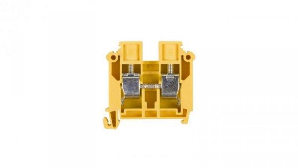 Złączka szynowa 2-przewodowa 16mm2 żółta ZSG 1-16.0z 12601314