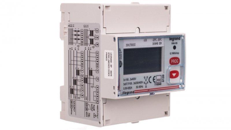 Legrand Licznik energii 3-fazowy pośredni 5A IM MID 004685