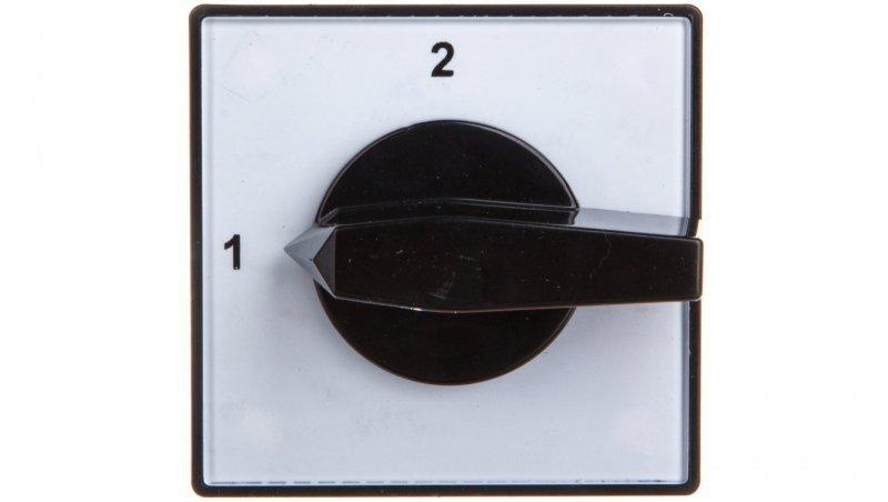 Łącznik krzywkowy 1-2 6P 16A do wbudowania 4G16-71-U