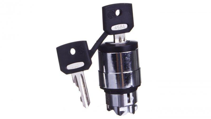 SCHNEIDER Napęd przełącznika 3 położeniowy klucz 458A bez samopowrotu ZB4BG310