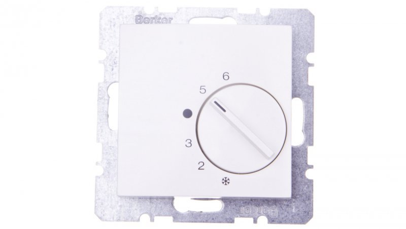 Regulator temperatury 250V 5A 5°C IP20 biały 20268989