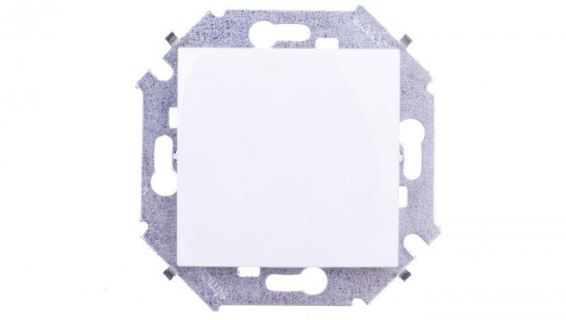 Simon 15 Przycisk pojedynczy zwierny biały 1591150-030