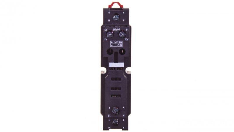 Gniazdo przekaźnika RXZ 16A 250V RPZF1