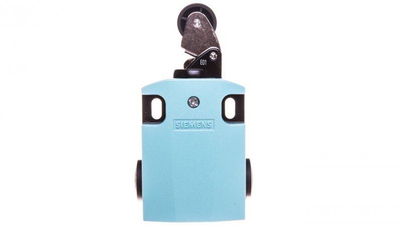 Wyłącznik krańcowy 1R 1Z migowy metal trzpień z rolką 3SE5122-0CE01