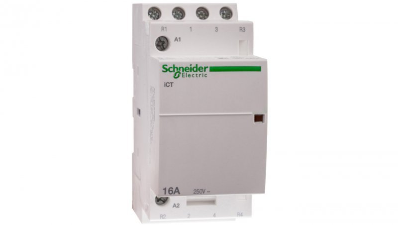 Stycznik modułowy 16A 2Z 2R 230V AC iCT A9C22818