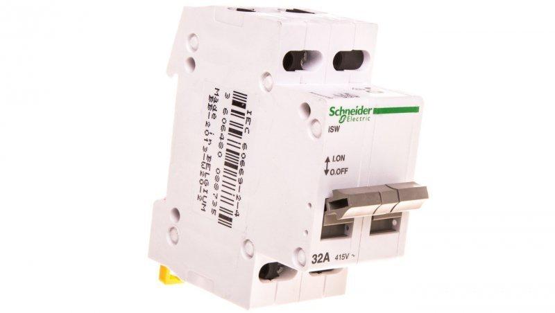 Rozłącznik modułowy 32A 3P iSW-32-3 A9S60332